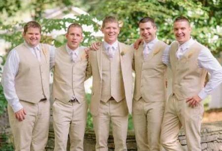 Boys sand suit