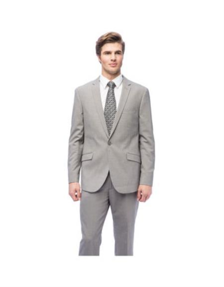 Boys gray suit
