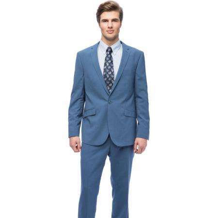 Boys taupe suits