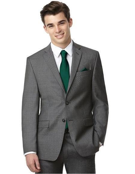 Boys indigo suits